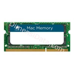 Picture of Memori Notebook CORSAIR Sodimm For Mac Apple 8GB DDR3 (CMSA8GX3M1A1333C9)