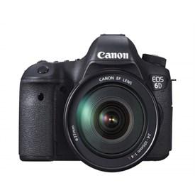 Jual Kamera  DSLR   CANON EOS 6D + 24-105L WIFI