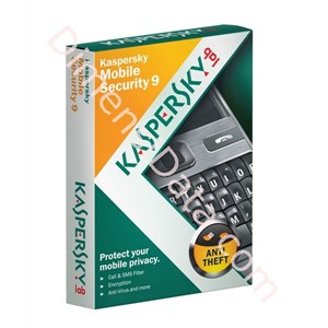 Picture of Kaspersky Mobile Security 9 (1 Smartphone) 1 year