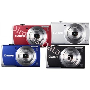 Picture of Kamera Digital CANON PowerShot A2600 IS