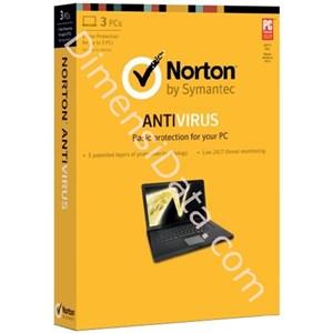 Picture of Symantec Norton Antivirus 2013 (3-User)