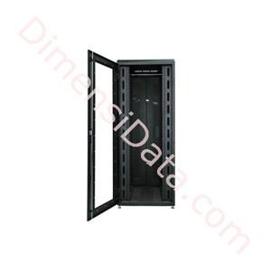 Picture of Nirax NR 8027 Cl 800mm & 27U Rack Server