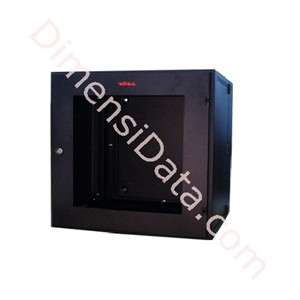 Picture of Nirax NRW 5012C (12 U, Depth 500mm, 2 Pcs) Wallmount Rack