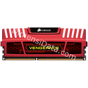 Picture of CORSAIR Vengeance Red 8GB (CMZ8GX3M2X1600C7R)