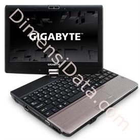 Jual Gigabyte T1125N Notebook