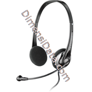 Picture of Headset PLANTRONICS Audio 326 Stereo