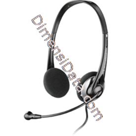 Jual Headset PLANTRONICS Audio 326 Stereo