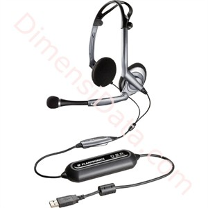 Picture of Headset PLANTRONICS Audio 400 DSP Foldable PC