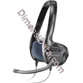Jual Headset PLANTRONICS Audio 628