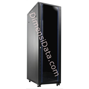 Jual Rack Server Indorack 20u Glass Door Ir9020g Harga Murah