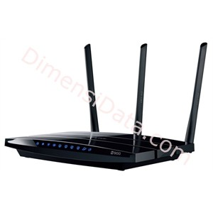 Picture of TP- LINK N900 Wireless Dual Band Gigabit Router  ( TL-WDR4900 )