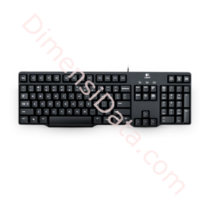 Picture of Classic Keyboard LOGITECH K100