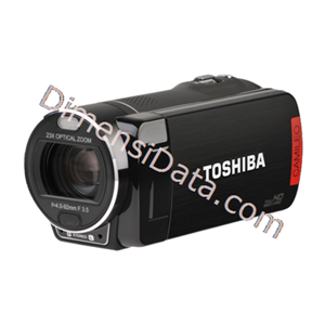 Picture of TOSHIBA Camileo X480 Full HD Camcorder