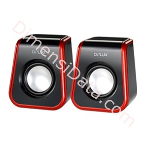 Picture of Speaker DELUX DLS Q1