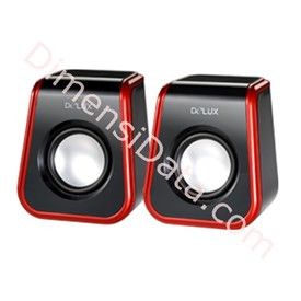 Jual Speaker DELUX DLS Q1