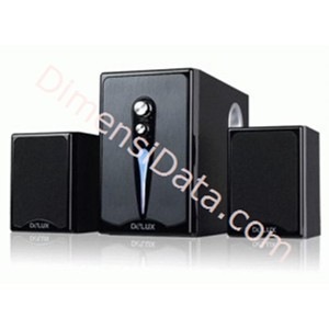 Picture of Speaker DELUX DLS - X502