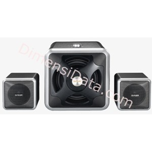 Picture of Speaker DELUX DLS - 2118