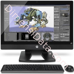 Picture of Desktop All In One HP Z1 Workstation