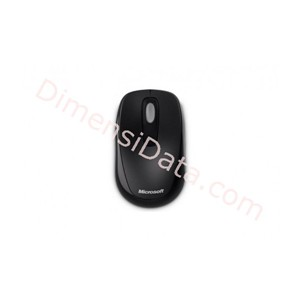 Picture of MICROSOFT Wireless Mobile Mouse 1000 [2CF-00005]