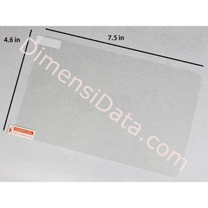 Picture of Screen Protector 7  Inchi