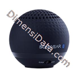 Jual Speaker Portable  SonicGear Blue Golf