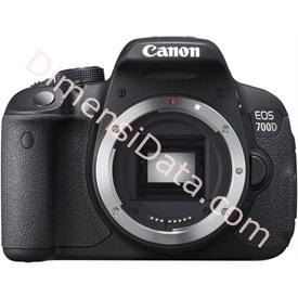 Jual Kamera Digital CANON EOS 700D Body