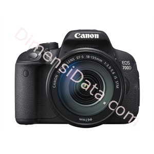 Picture of Kamera Digital CANON EOS 700D Kit2