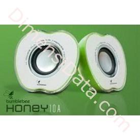 Jual Speaker  Mini Aktif USB BumbleBee Honey 10A