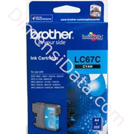 Jual Tinta  Cartridge BROTHER  LC-67