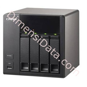 Picture of Server Storage NAS QNAP TS-412