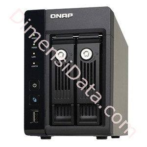 Picture of Storage Server QNAP TS-269 Pro