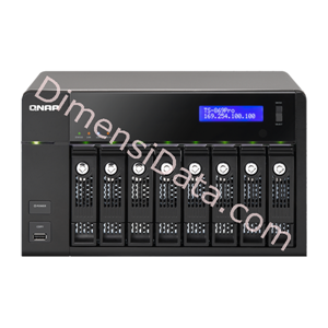 Picture of Storage QNAP TS-869 Pro