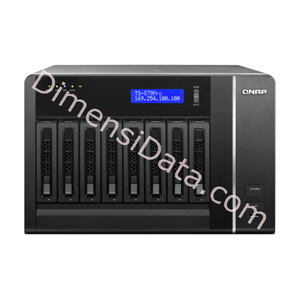 Picture of Storage QNAP TS-879 Pro