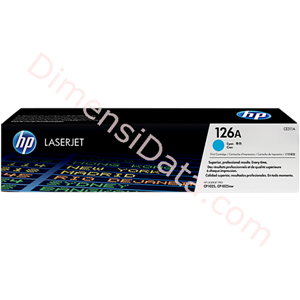 Picture of Tinta / Cartridge HP Toner 126A [CE311A]