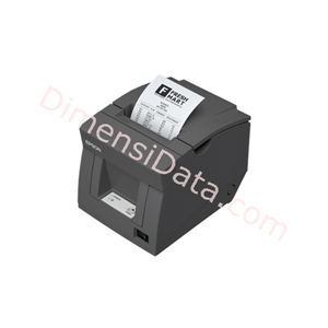 Picture of EPSON TM-T81 USB Printer