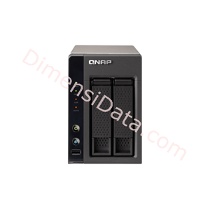 Picture of Server Storage NAS QNAP TS-221