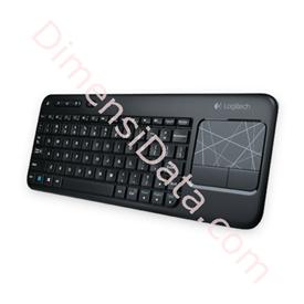 Jual Wireless Touch Keyboard LOGITECH K400r