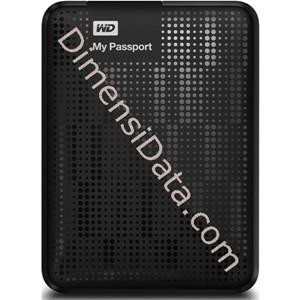 Picture of WESTERN DIGITAL My Passport Essential 1TB USB 3.0 [WDBBEP0010BBK-PESN]