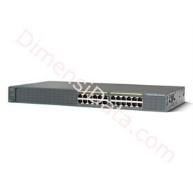 Jual Switch CISCO WS-C2960-24-S