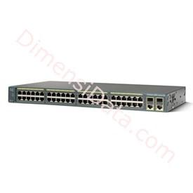 Jual Switch CISCO WS-C2960-48TC-S