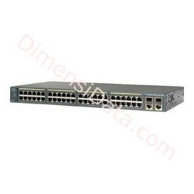 Jual Switch CISCO WS-C2960-48PST-S
