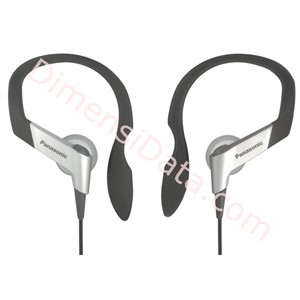 Picture of Earphone PANASONIC Stylish Ear Clip [RP-HS6E-S]