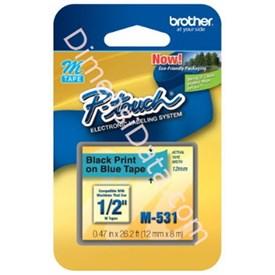 Jual Kertas Label BROTHER M-531