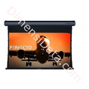 Picture of Screen PERFECTO Motorized Wall EWSPF 3040