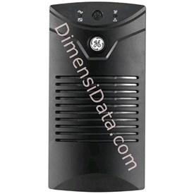 Jual UPS GENERAL ELECTRIC VCL 600 (26218)
