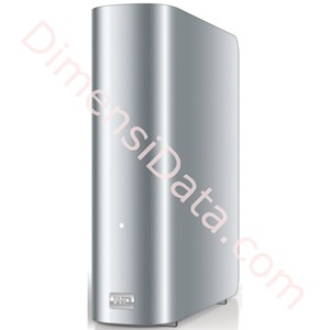 Picture of WESTERN DIGITAL My Book Studio Edition 2TB [WDBC3G0020HAL-SESN]