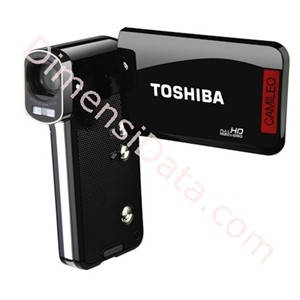 Picture of Camcorder TOSHIBA Full HD Camileo  P100