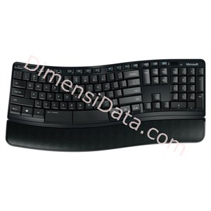 Picture of Keyboard MICROSOFT Sculpt Comfort  USB [V4S-00027]