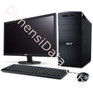 Desktop ACER ASPIRE AXC605 - Core i3