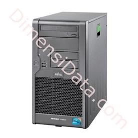 Jual Server FUJITSU Primergy Tower TX100FIDS2V01